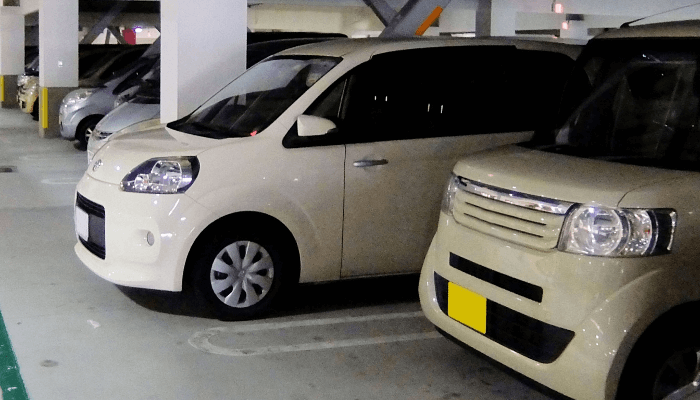 マンション売却しやすい駐車場